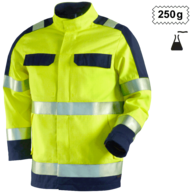 Jacket High Vis Multinorm light