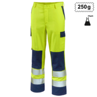 Bundhose High Vis Multinorm leicht