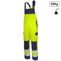 Dungarees High Vis Multinorm light