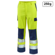 Trousers High Vis Multinorm light